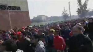 Funerals held for those killed in Egyptian soccer riot
