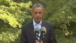Obama congratulates Iraqi PM-designate; urges him to form government