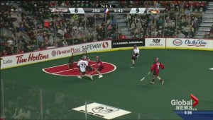 Vancouver Stealth home opener