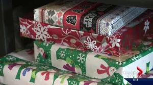 Snooping on Christmas gifts is a longtime tradition
