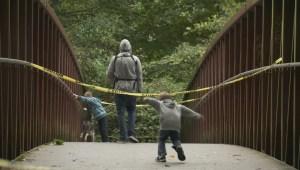 Hikers defy closed trail warnings in Lynn Headwaters Regional Park