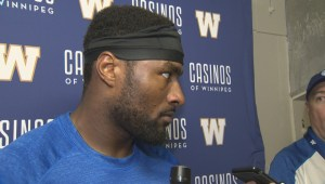RAW: Jamaal Westerman following Bombers win over Argos