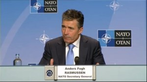 NATO chief says Russia has not pulled back troops from Ukraine