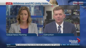 PC and Wildrose members vote on new united party July 22