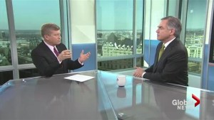 Jim Prentice on the tough financial times ahead for Alberta