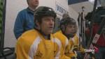 Meet Vancouver's blind hockey team