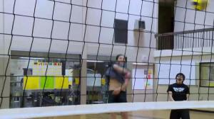 Indigenous athletes overcome heartbreak and pursue volleyball dreams