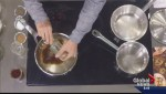 Saturday Chefs: Pumpkin spiced turkey drumstick