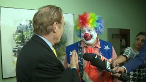 Doo Doo the Clown rescues 2 women from attack in Toronto