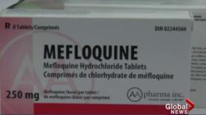 Saskatchewan veteran speaks out about experience with mefloquine