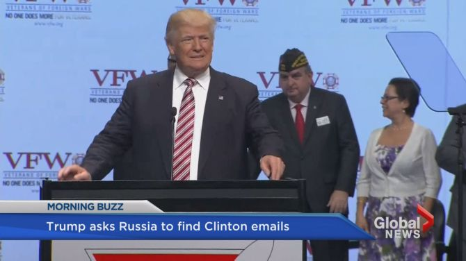storyline conventions manafort trump being sarcastic russia hacking