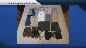 How to organize your suitcase and carry on bag