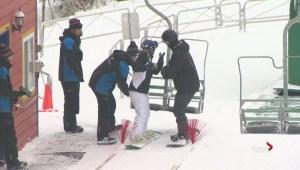 Opening day at two major Okanagan ski resorts