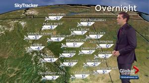 Edmonton weather forecast: March 27