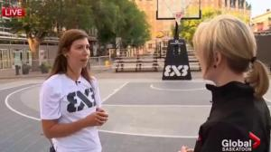 FIBA 3×3 World Tour: Nicole Orr