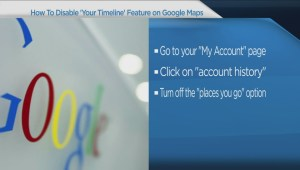 Is Google Maps new feature creeping on you?