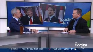 Touchdowns and Fumbles: Trump and Trudeau edition