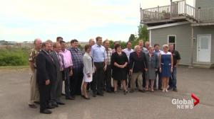 NB Premier discusses next steps for province at caucus meeting in Plaster Rock