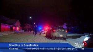 Man suffers life-threatening injuries in Douglasdale shooting