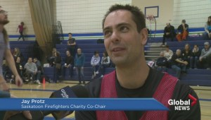 Prairie Mini Wheelchair Basketball Championship in Saskatoon