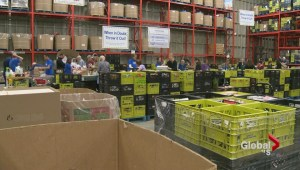 Food Bank Need increasing among families