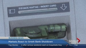 BIV: Markets react to Greek bank shutdown