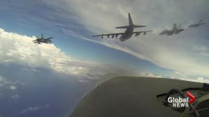 Government votes on ISIS mission extension