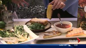 Lorraine on Location Part 4: Unusual grilled foods with ATCO Blue Flame Kitchen