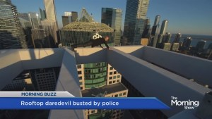 Daredevil draws attention of police