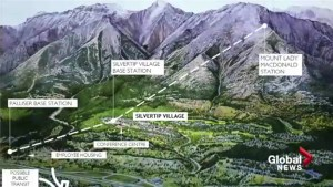 Controversial $1 billion Silvertip expansion plan includes gondola