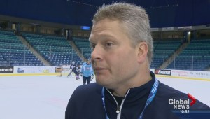 Saskatoon Blades back on track