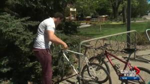 Free app helps prevent bike theft