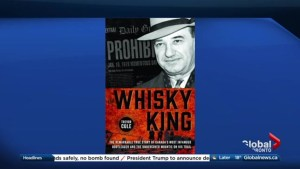 Hamilton's own mob boss, the Whisky King