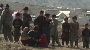 Thousands of Pakistanis flee border fighting