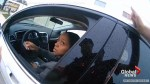Traffic stop gets awkward as police pull over Florida's only black state attorney