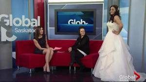 You May Now Kiss the Bride Saskatoon bridal show