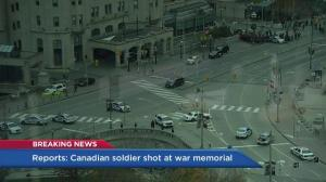 Security expert says shooting at Parliament Hill not unexpected