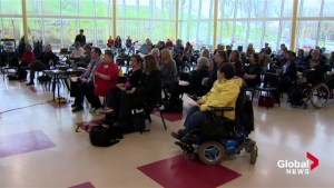 Accessibility Advisory Committee holds annual town hall