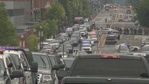 No evidence of shooting at D.C. Navy yard