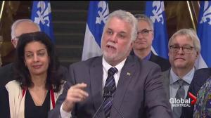 End of fall sessions for Quebec politicians