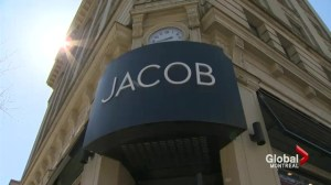 Jacob files for bankruptcy