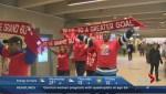 Volunteers make world-class events possible in Winnipeg