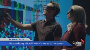 Microsoft promises to solve cancer in ten years