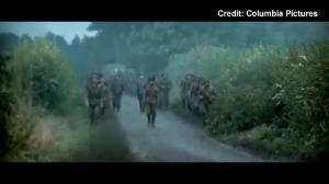 Movie Trailer: 'Fury' starring Brad Pitt