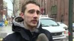 Eye witness describes massive crane collapse in downtown Manhattan