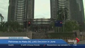 BIV: Petronas to make BC LNG decision inJune