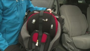 Common car seat installation mistakes