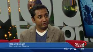 U of A Poly Sci Professor on Canada's pledge to bring in Syrian refugees