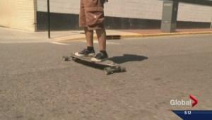 Vernon may ease up on skateboarding ban