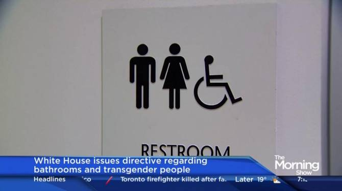 Obama Tells Public Schools To Let Transgender Students Use Bathrooms Of Their Choice National